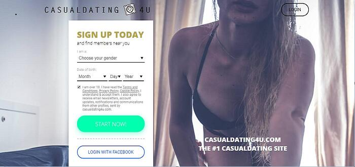 Casual Dating 4 U