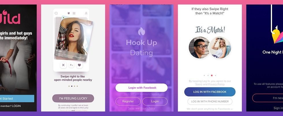 Lucky dating app