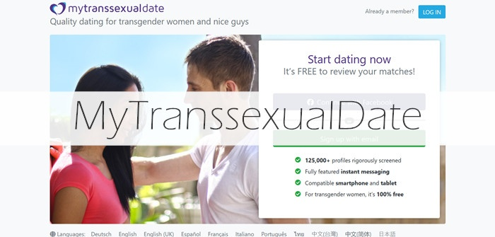 my transsexual date