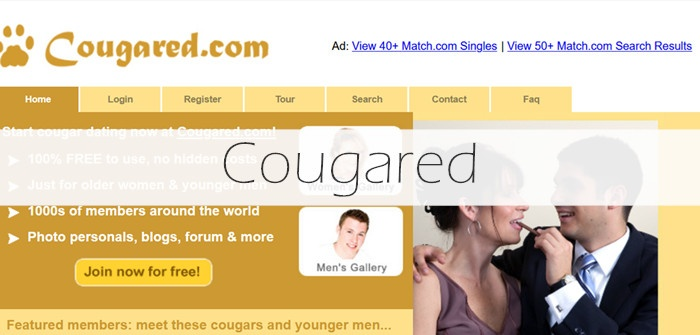 cougared
