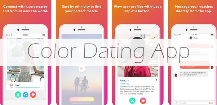 colordating app