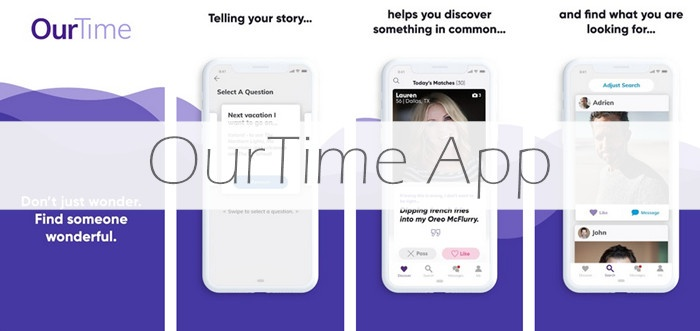 ourtime app